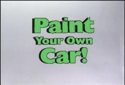 Покрась свою машину сам / paint your own car