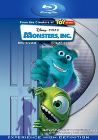 Корпорация Монстров / Monsters, Inc (2001) BDRip 720p