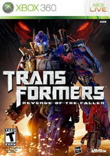 Transformers: Revenge of the Fallen (2009/ENG/XBOX360)