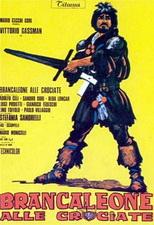 Бранкалеоне в крестовых походах / Brancaleone Alle Crociate (1970) DVDRip
