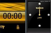 Флэш часы для телефонов