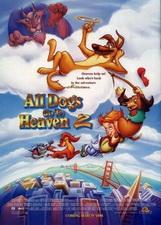 Все псы попадают в рай 2 / All Dogs Go to Heaven 2 (1996) DVDRip