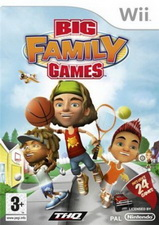 Big Family Games (2009WiiENG)