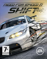 Need For Speed SHIFT (2009/трейлер)