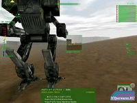 MechWarrior 3 - Pirate's Moon v1.0 Full - Битвы роботов