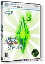 Sims 3 (2in1) + Store [upd.05.12.09] (2009/RUS/ENG/RePack)