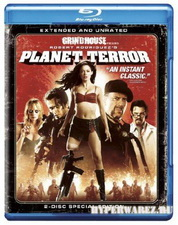 Планета страха / Planet Terror [UNRATED] (2007) BDRip