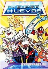 Стальные Яйца / Los Super Huevos (2009) DVDRip