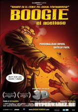 Буги-вуги / Boogie, el aceitoso (2009) DVDRip