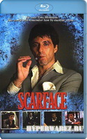 Лицо со шрамом / Scarface (1983/BDRip/2200mb)