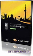 NAVIGON MobileNavigator [v.1.5.1 Europe + Panoramic 3D + Traffic Live] (2010г/ENG/RUS)