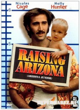 Воспитывая Аризону / Raising Arizona (1987) DVDRip