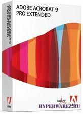 Adobe –Acrobat [V. 9.3.1 .Pro- Extended] (2010г.)
