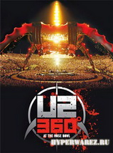 U2: 360 at the Rose Bowl (2010г.) 720p BluRay