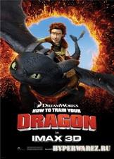 Как приручить дракона / How to Train Your Dragon (2010/700Mb/DVDScr/3D)