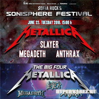 Sonisphere Festival 2010 - The Big 4 (2010г) HDTVRip 720p