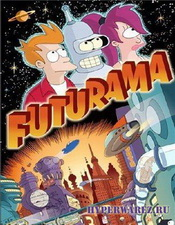 Футурама (Сезон 6, серии 1-3) / Futurama (2010/HDTVRip)