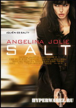 Солт / Salt (2010/1400MB) CAMRip