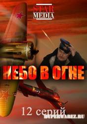 Небо в огне (Все серии) (2010) DVDRip