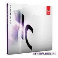 Аdobe InCоpy CS5  [ v.7.0.2.522, DVD, RUS / ENG ] ( 2010 г.)
