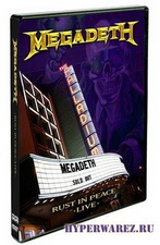 Megadeth - Rust In Peace Live (2010) DVD5