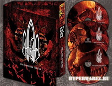 At The Gates - The Flames Of The End [3xDVD Set] (2010)