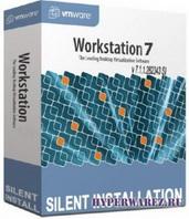 VMware Workstation V 7.1.1.282343 SI - Тихая установка