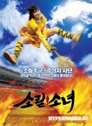 Девушка из Шаолиня / Shaolin Girl (2008/DVDRip/1400Mb)