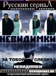 Невидимки (24 серии/2010/TVRip)