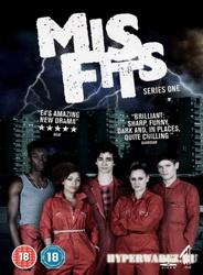 Отбросы (Неудачники) / Misfits (Сезон 1 / 2009) TVRip