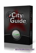 CityGuide – Update map v.9.3 (2010/RUS)