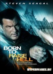 Отчаянный мститель / Born to Raise Hell (2010) DVDRip