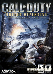 Call of Duty + United Offensive (2004/RUS/RiP by R.G.Catalyst)