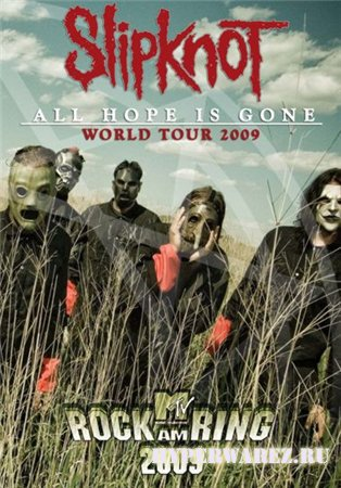 Slipknot - Rock Am Ring 2009 (2010) HDTVRip