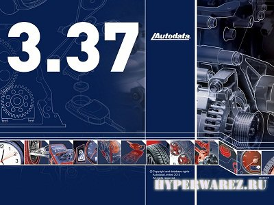 AutoData  [ v.3.37, RUS, Ремонтная база данных (2011) ]