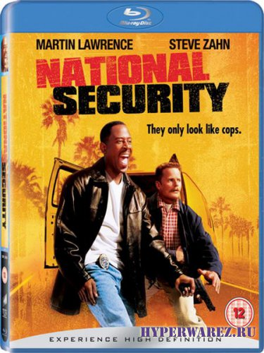 Национальная безопасность / National Security (2003) Blu-ray