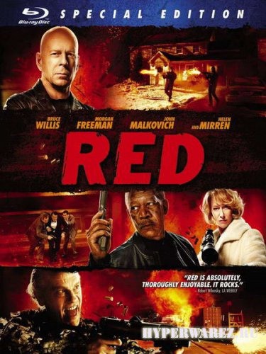 Рэд / Red (2010) BDRip 1080p Remux