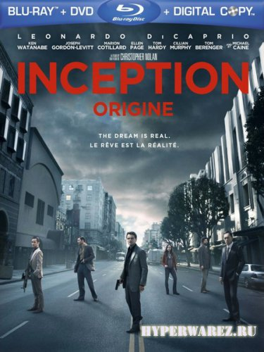 Начало / Inception (2010) BDRip 720p