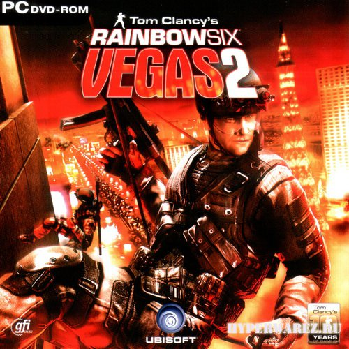 Tom Clancy's Rainbow Six: Vegas 2 (2008/RUS/RePack by Sarcastic)