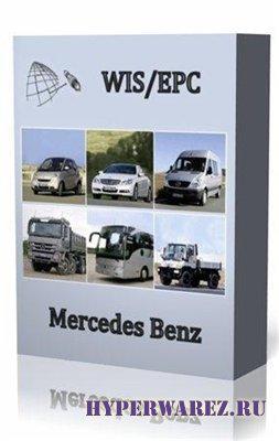 Mercedes-Benz WIS/EPC  [ v.02.20.11, Обновленная дилерская информационная база, 2011 ]