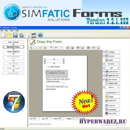 Simfatic Forms v3.2.1.252