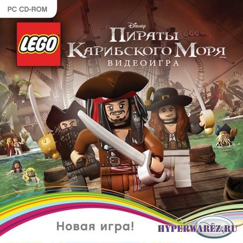 LEGO Пираты Карибского моря / LEGO Pirates Of The Caribbean (2011/RUS/RePack by Fenixx)