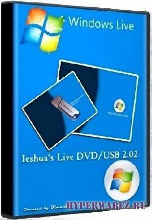 Ieshua's Live-DVD/USB 2.02 Rus