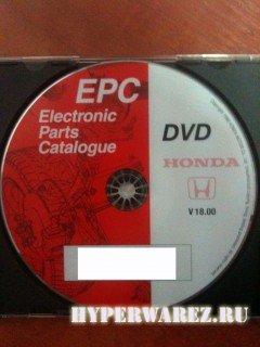 HONDA EPC [ v.18.00, ENG, 2011 ]