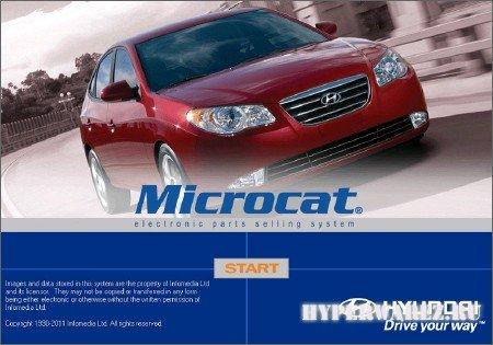 Microcat Hyundai [ Multi + RUS, 2011/06 ]
