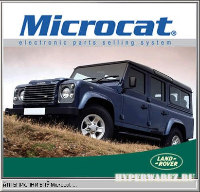 Land Rover Microcat [ v.211.7.0.1, 07.2011, Multi + RUS ]