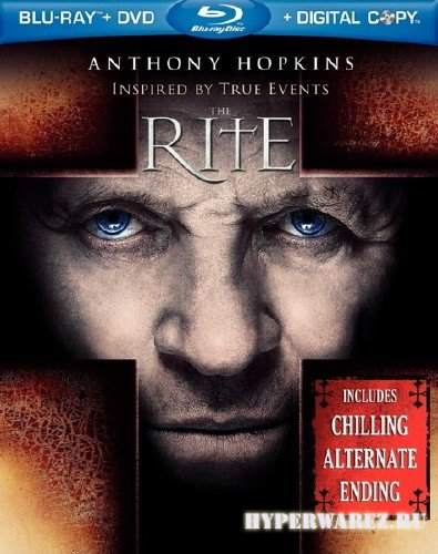 Обряд / The Rite (2011) HDRip