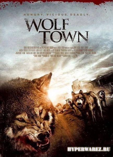 Город волков / Wolf Town (2010/DVDRip)