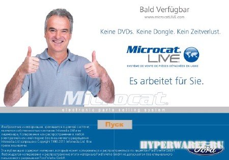 Microcat Ford Europe [ v. 2.2.3.4, 05.2011, repack ]
