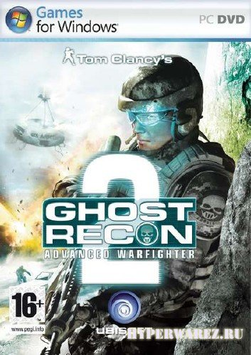 Tom Clancy's Ghost Recon: Advanced Warfighter 2 (2007/RUS/Lossless RePack by R.G. T-G)